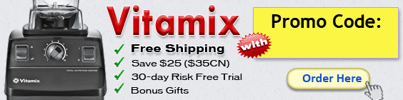 Vitamix Coupon